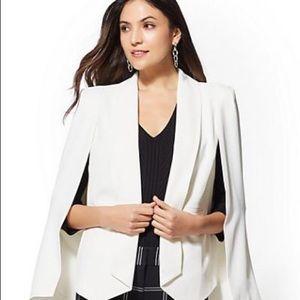 New York & Company Blazer Cape/ Eva Longoria